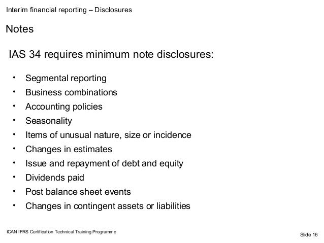 ch 13 segment and interim reporting Chapter 13 - segment and interim reporting chapter 13 segment and interim reporting answers to questions q13-1 information on a company's operations in different industries would be helpful to investors in their assessments concerning the different profit rates, different degrees and types of risk, and different opportunities for growth of each of the different industries.