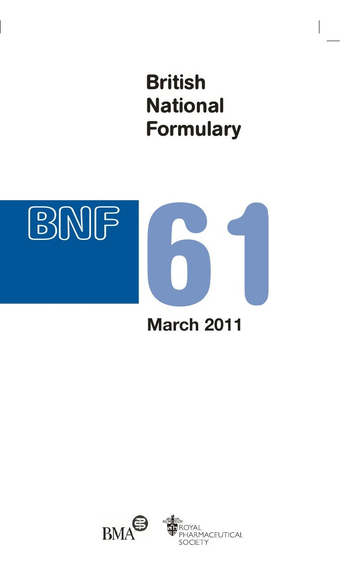 Ttt of diabetes (bnf may 2012)