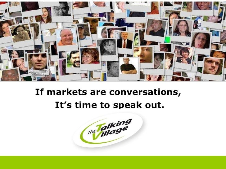 Conversational Marketing Projects