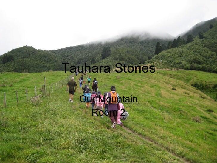 Tauhara stories