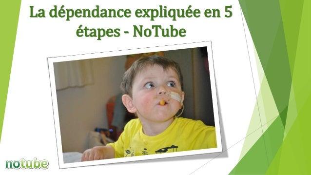 La dépendance expliquée en 5 étapes - NoTube