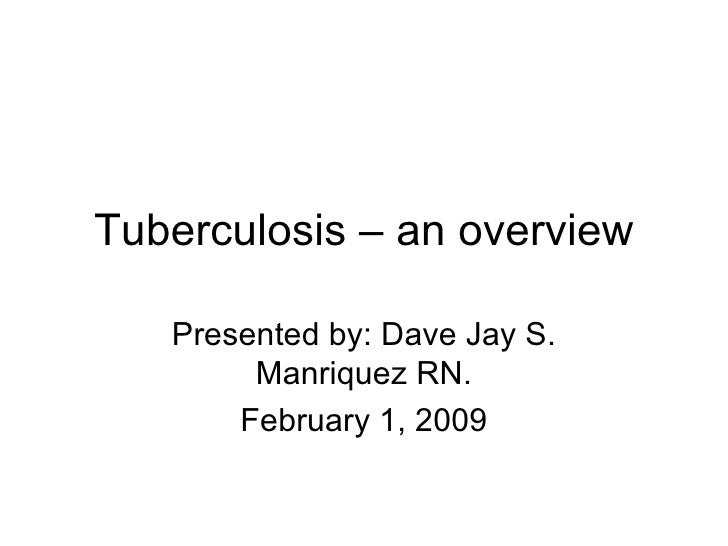 Tuberculosis and Leprosy