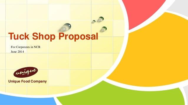 A tuck shop business plan