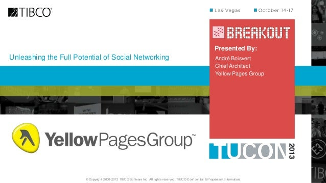 Leading Media and Marketing Solutions Company Yellow Pages Group Uses Enterprise Social Networking