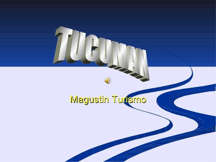 Magustin Turismo