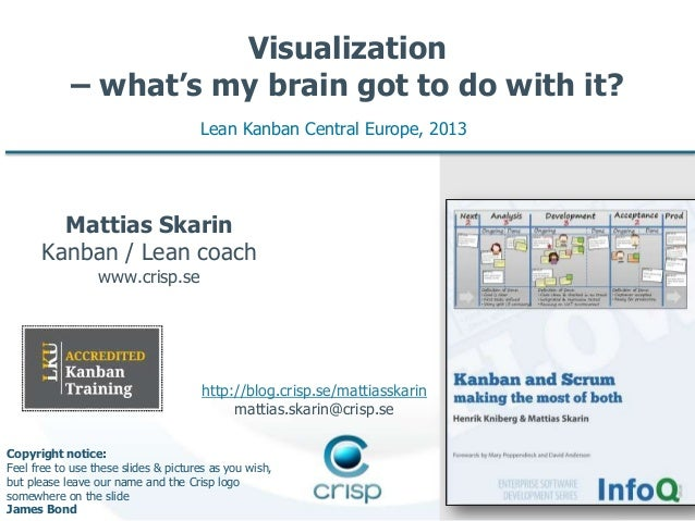 Mattias Skarin: What's got my brain to do with it? - LKCE13