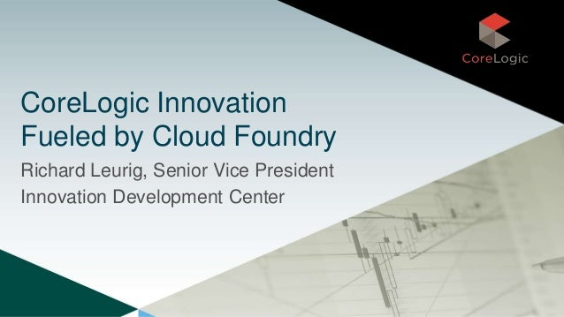 CoreLogic Innovation Fueled By Cloud Foundry (Cloud Foundry Summit 2014)