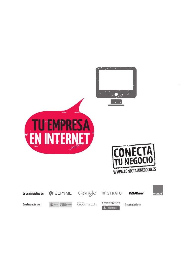 Tu empresa en internet (1)
