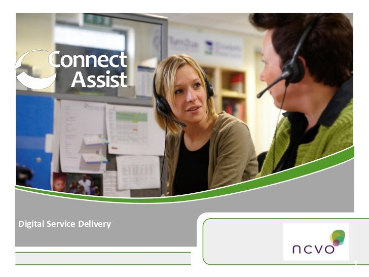 Presentation: Digital Service Delivery: While many charities communicate and fundraising digitally, few deliver digital services. Learn how to do this easily and how NCVO's member helpdesk went from analogue to digital.
