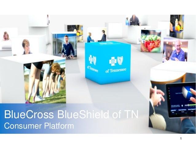 BlueCross BlueShield of TNConsumer Platform1
