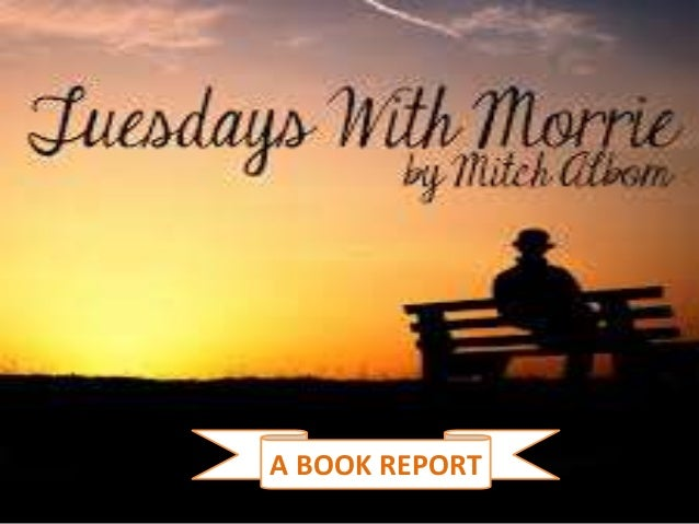 Book Review Tuesdays with Morrie