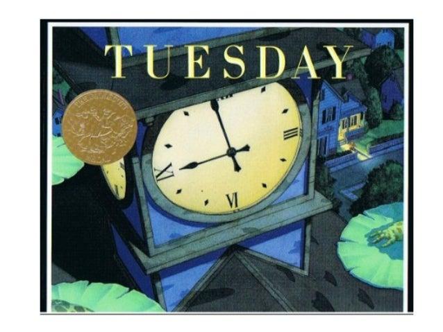 Tuesday weisner