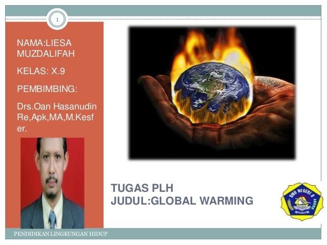 Tugas ica global warming