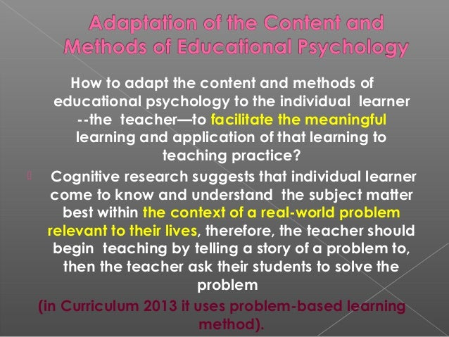 The meaningfulness of case studies in an educational