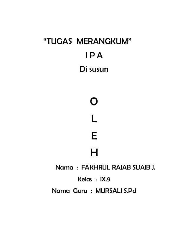 Tugas  merangkum (repaired) yuni