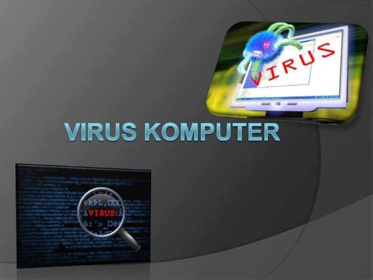Tugas mulok virus xii ipa 4
