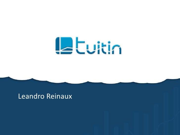Leandro Reinaux <br />