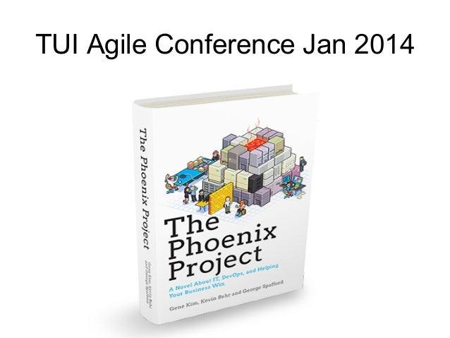 TUI Agile Conference Jan 2014