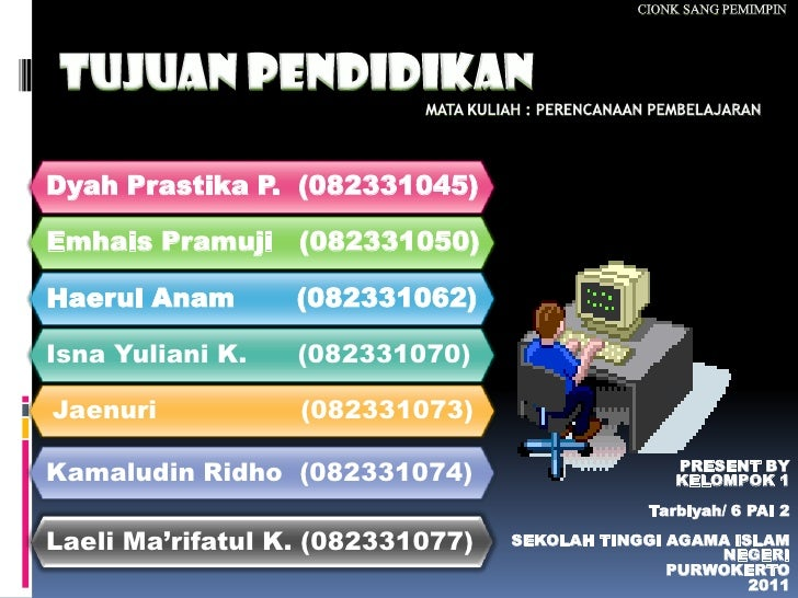 Dyah Prastika P. (082331045)Emhais Pramuji (082331050)Haerul Anam       (082331062)Isna Yuliani K.   (082331070)Jaenuri   ...