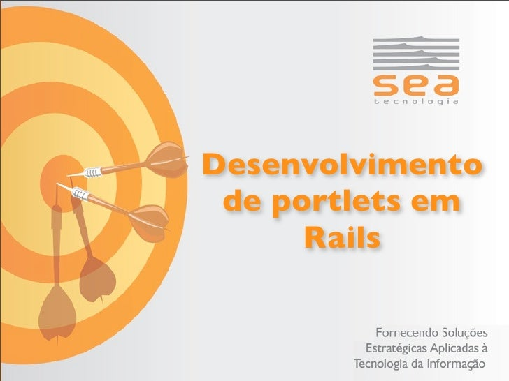 SEA Rails Portlet