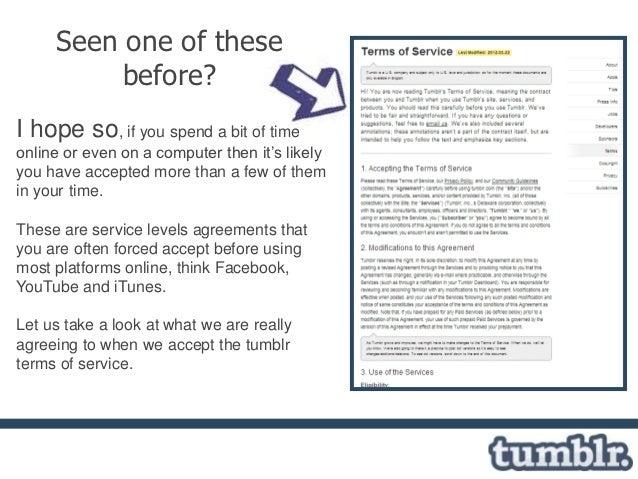 tumblr policy primer