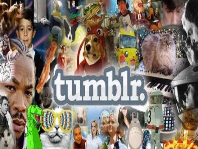 Tumblr presentation