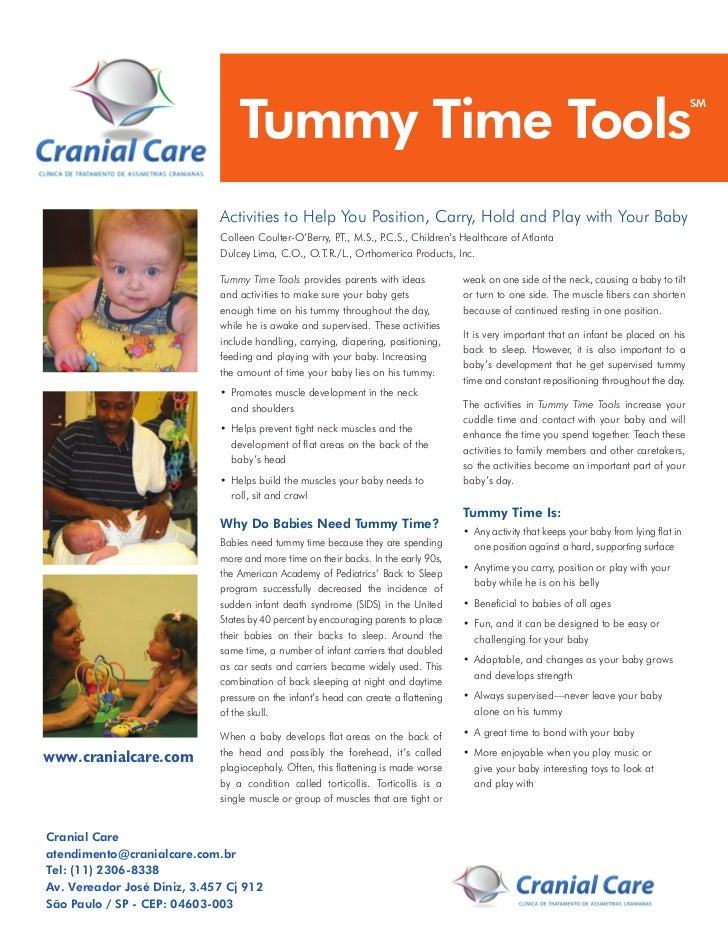 Tummy Time Tools                                                                                                          ...