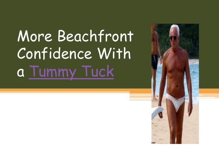 More BeachfrontConfidence Witha Tummy Tuck
