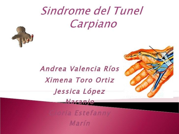 Andrea Valencia Ríos Ximena Toro Ortiz Jessica López Naranjo Gloria Estefanny Marín