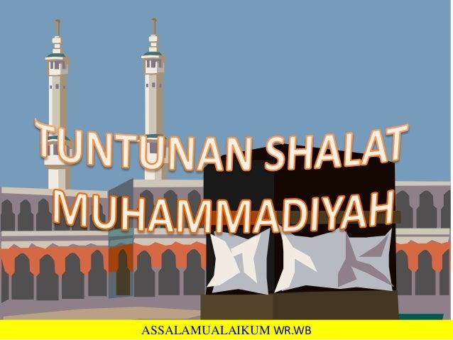 Tuntunan shalat muhammadiyah