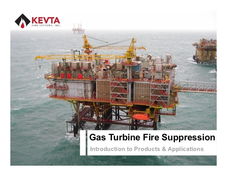 Gas Turbine Fire SuppressionIntroduction to Products & Applications                                ROC Public: Green