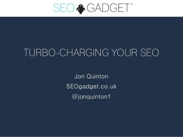Turbo Charging your SEO Building Strategy