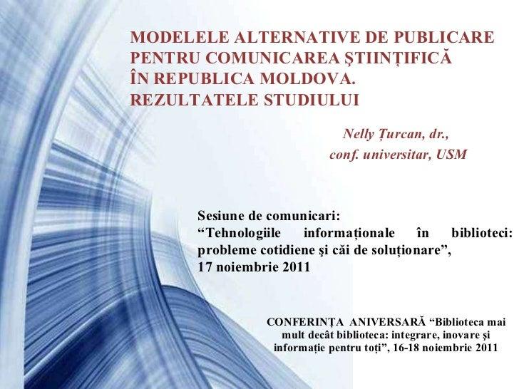 """CONFERINŢA  ANIVERSARĂ """"Biblioteca mai mult decât biblioteca: integrare, inovare şi informaţie pentru toţi"""", 16-18 noiembr..."""