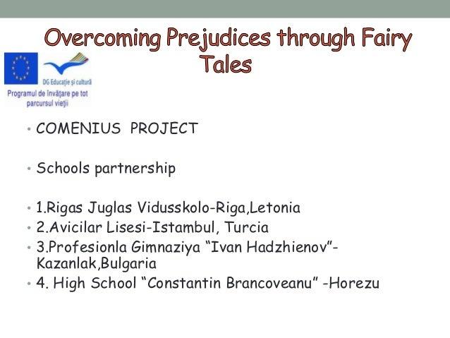 • COMENIUS PROJECT • Schools partnership • 1.Rigas Juglas Vidusskolo-Riga,Letonia • 2.Avicilar Lisesi-Istambul, Turcia  • ...
