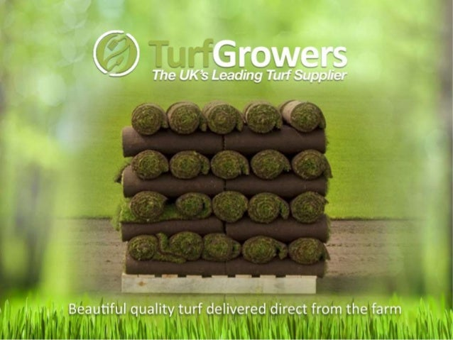 How to Lay Turf Here is our quick turf laying guide… It really is easy! www.turfgrowers.co.uk