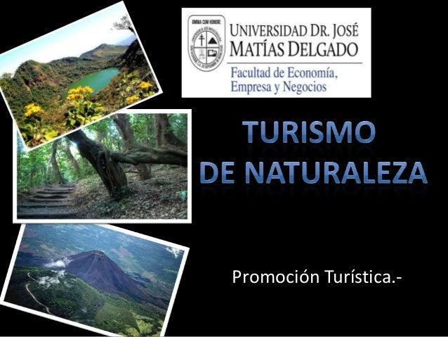 Promoción Turística.-