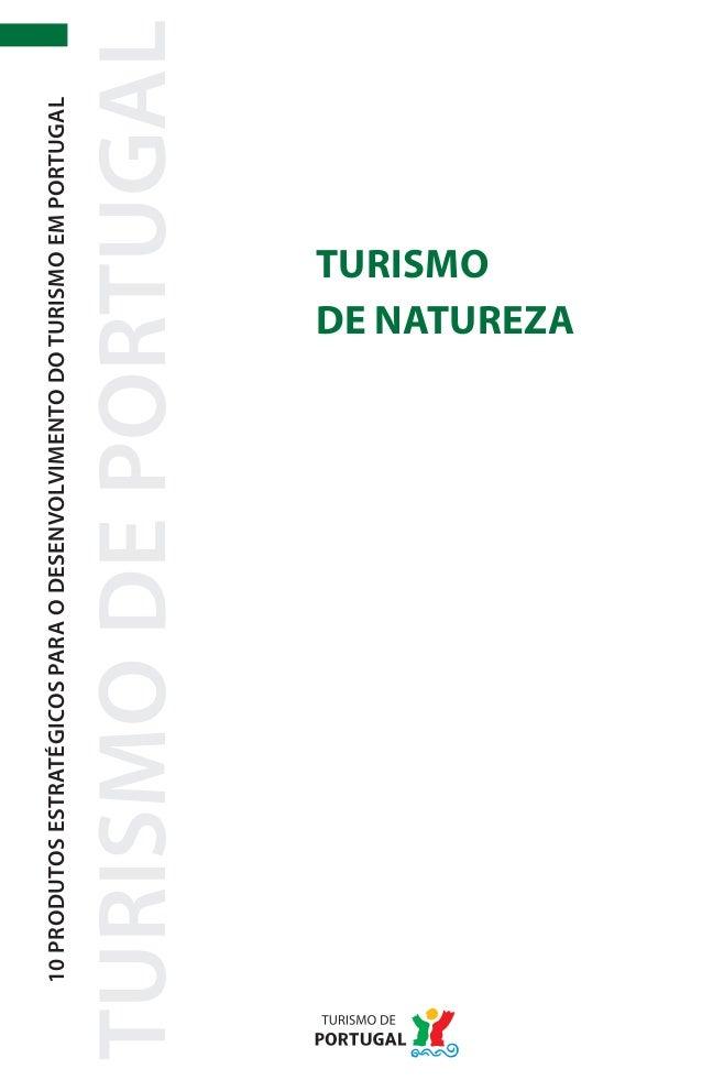 TURISMO DE PORTUGAL                                                                                     10 PRODUTOS ESTRAT...