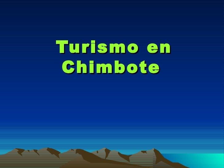 Turismo en Chimbote