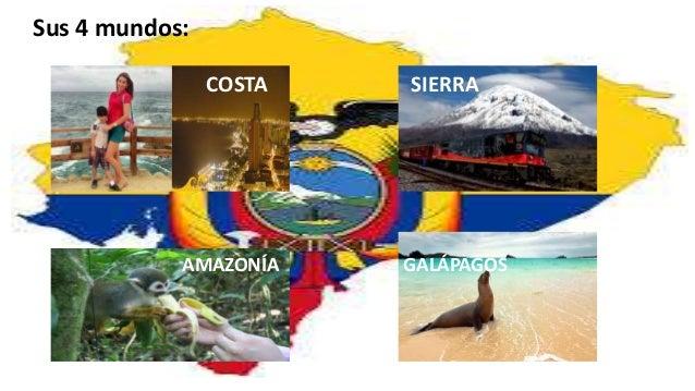 Turismo Ecuador Costa Turismo en el Ecuador