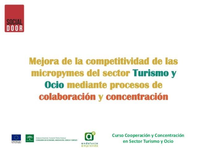 Turismo en entornos competitivos