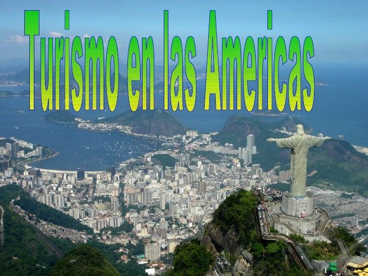 Turismo en las Americas