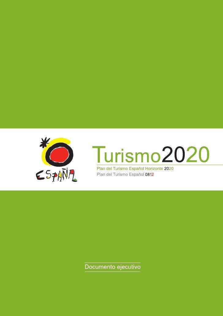 Turismo experiencial plan del turismo español horizonte 2020