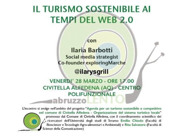 Abruzzo Lento - Turismo ai tempi del 2.0