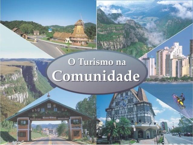 Turismo na comunidade   abbtur