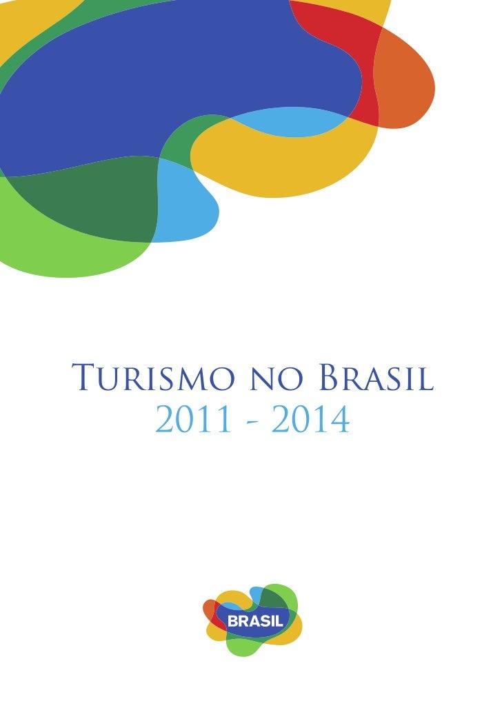 Turismo no brasil 2011 2014
