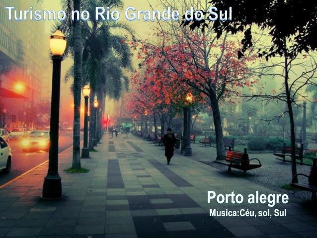 Turismo no Rio Grande do Sul