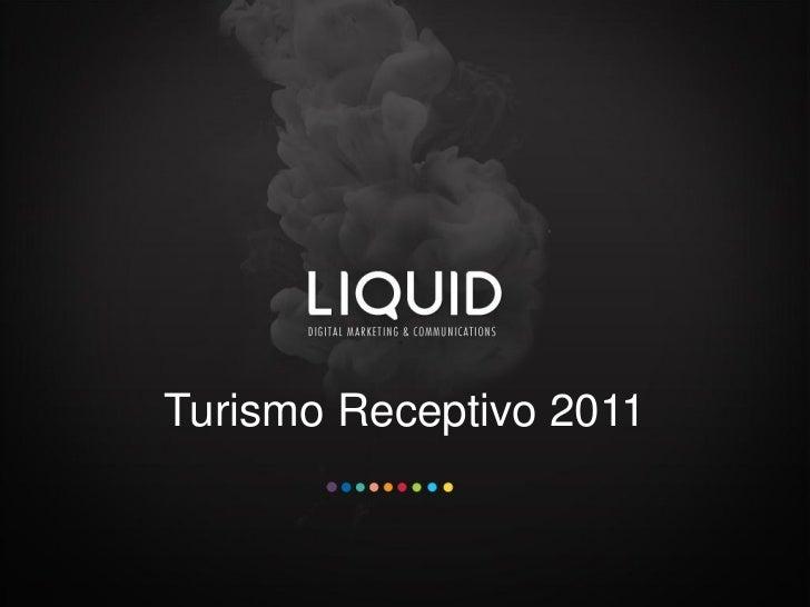 Turismo Receptivo 2011
