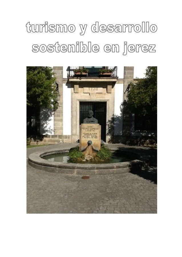 Turismo sostenible jerez de la frontera