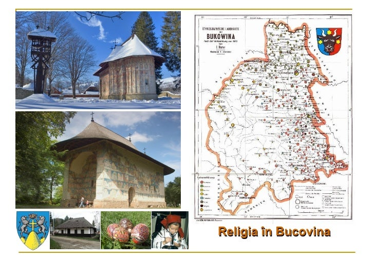 Re ligi a   î n Bucovina