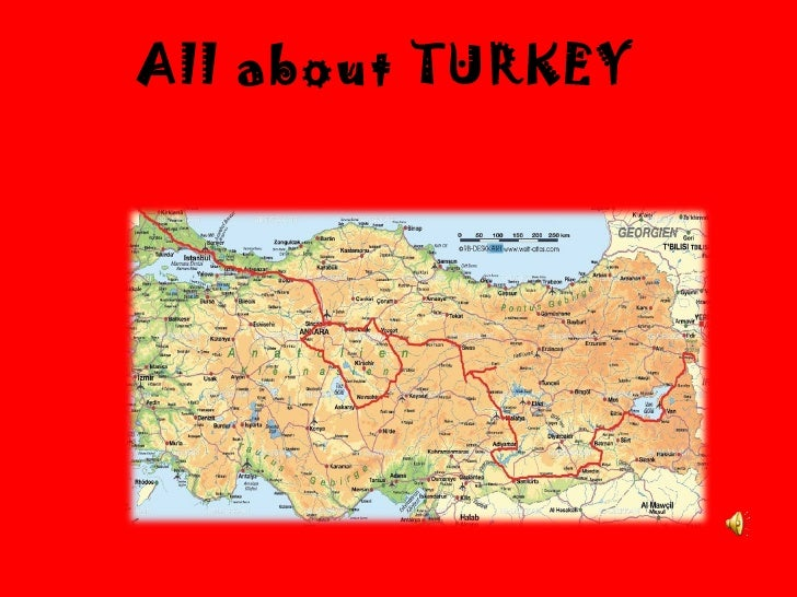 All about TURKEY